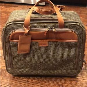 Brand New Hartmann Rolling Carry on Luggage